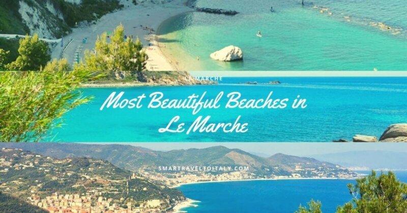 Beaches in Le Marche, Italy