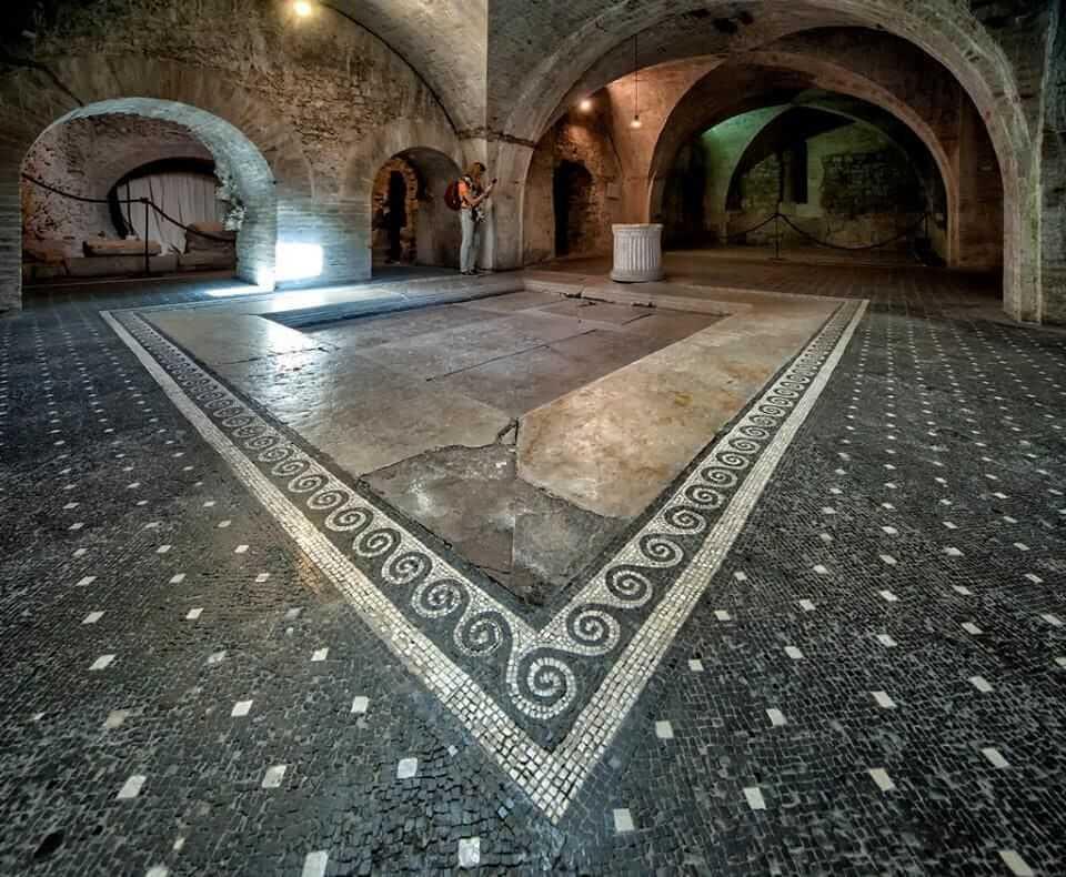Casa Romana di Vespasia Polla