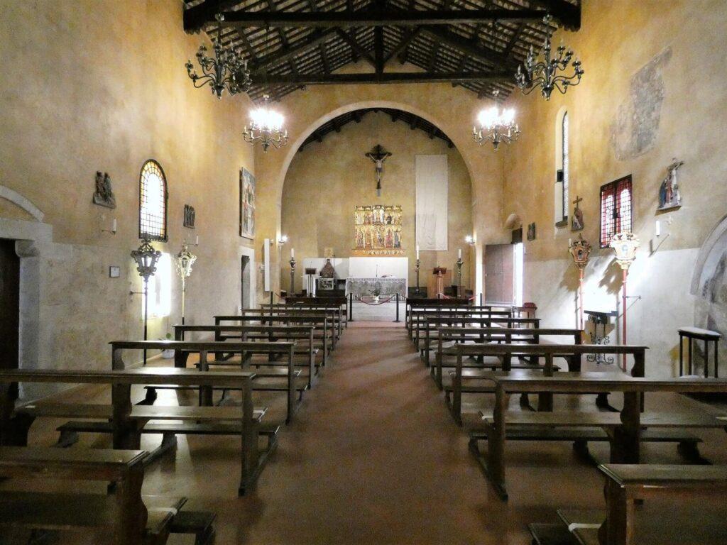 Church of Sant'Agostino (Torre di Palme)
