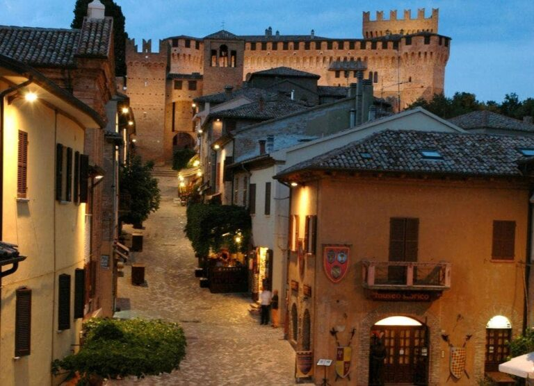 Places to Visit in Gradara, Le Marche
