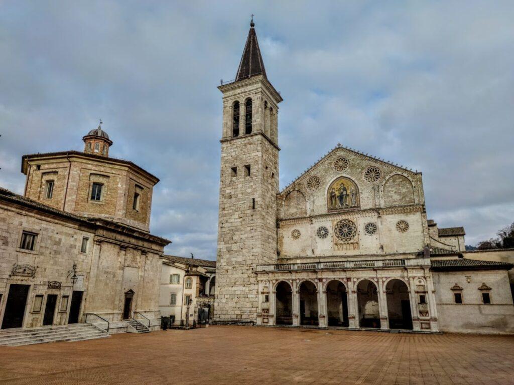Piazza Duomo Spoleto
