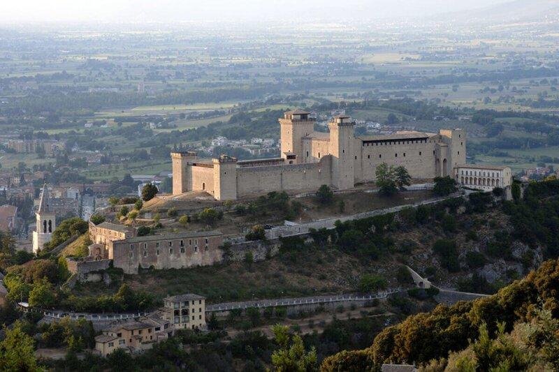 Rocca Albornoziana, Spoleto