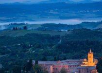 The Mysterious Abbey at Monte Oliveto Maggiore