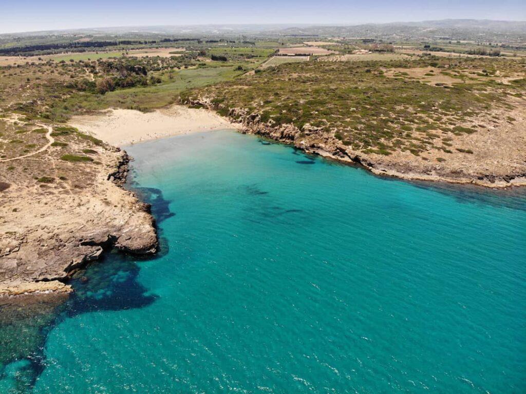 Calamosche Beach, Sicily