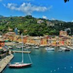 Portofino, Honeymoon in Italy