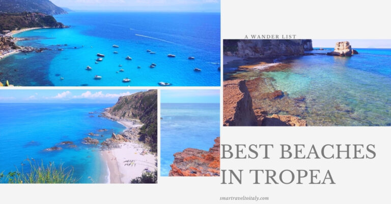 The 9 Best beaches in Tropea