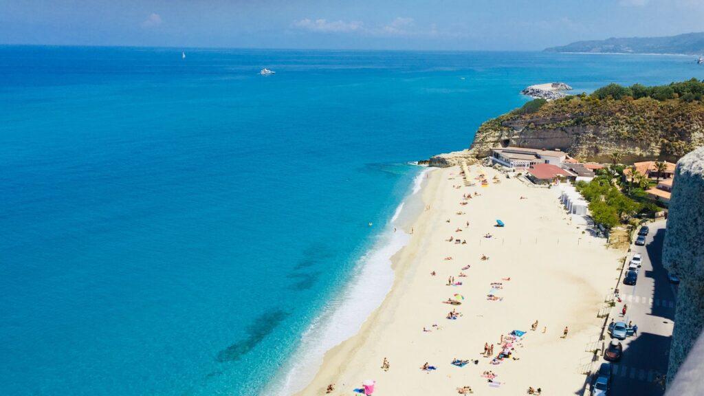 Contura Beach, Tropea