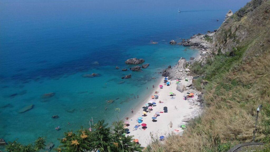Michelino Beach, Parghelia