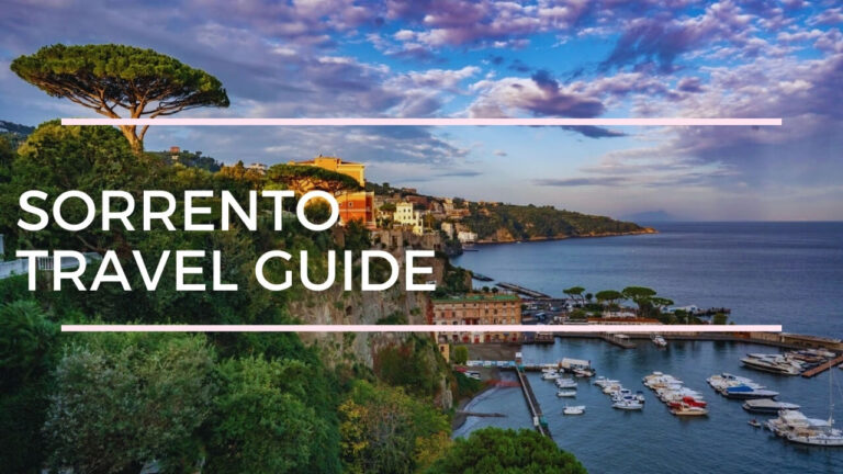 8 Best Things to Do in Sorrento, Italy