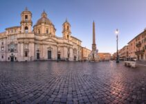 Piazza Navona in Rome: Facts, History & Legends