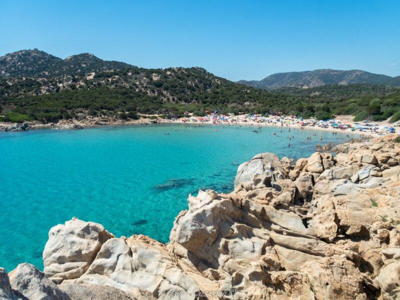 Cala Cipolla, Chia, Sardinia