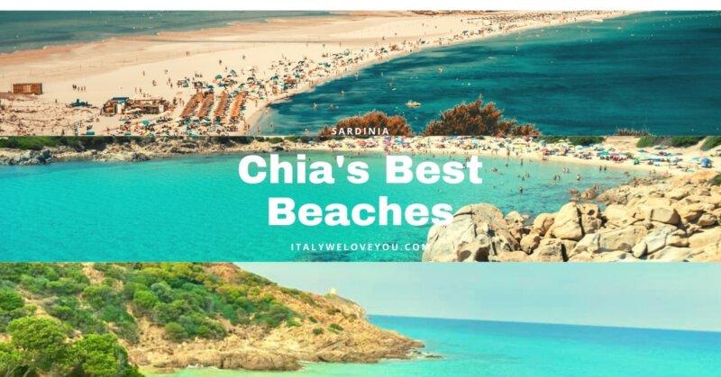 Chia, Sardinia Beaches