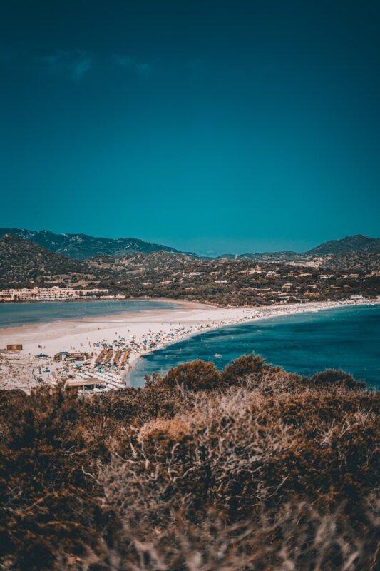 Su Giudeu Beach, Chia, Sardinia 2