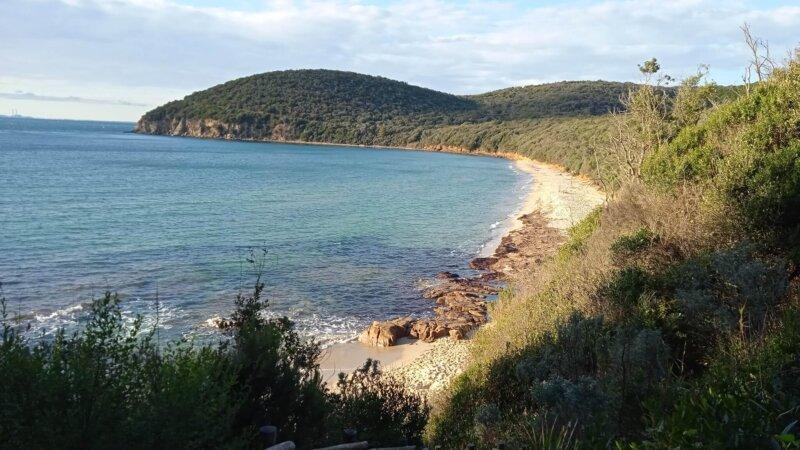 Cala Violina Beach, Scarlino