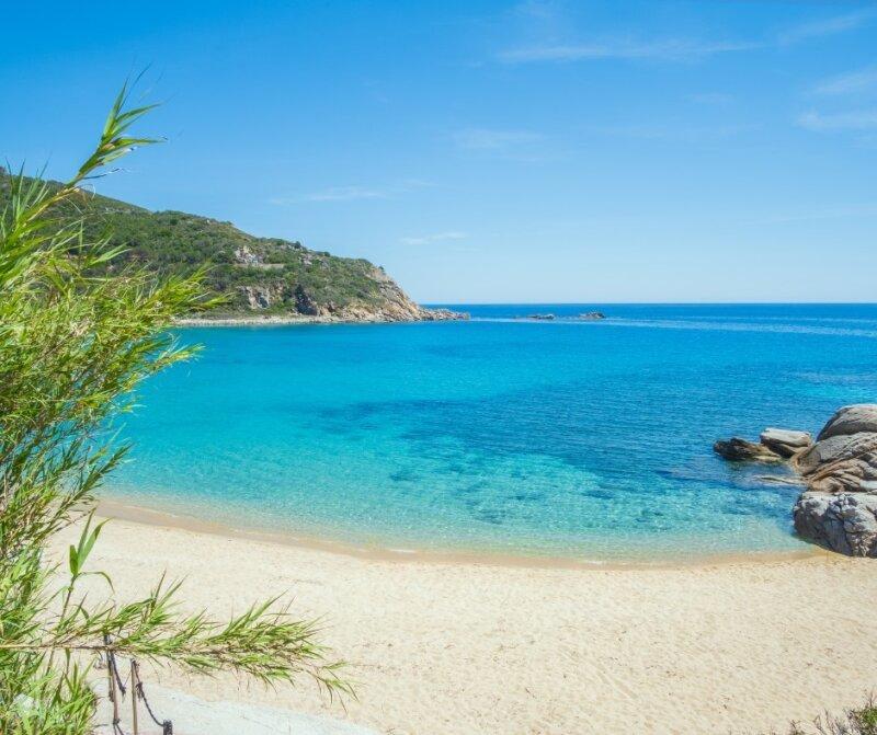 Cavoli Beach, Elba