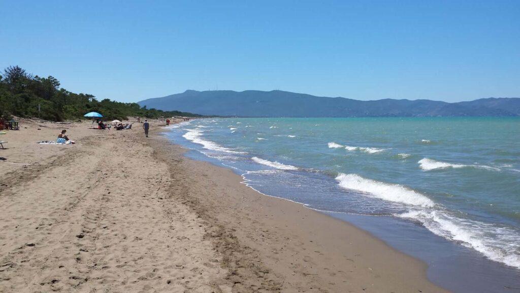 Giannella Beach, Orbetello