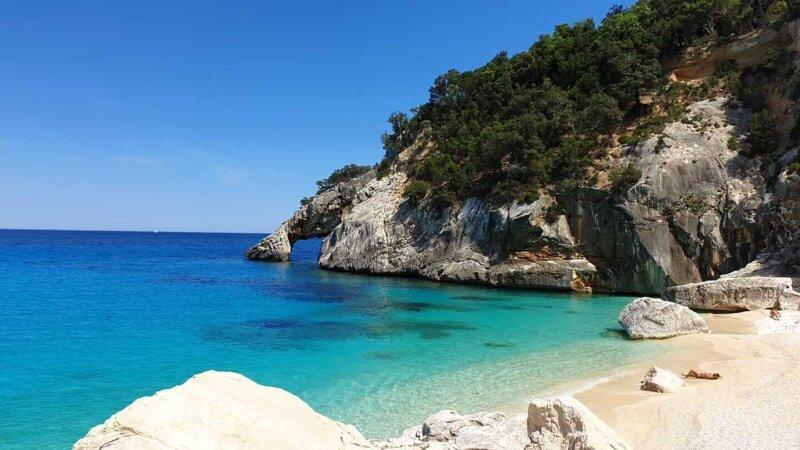 Cala Goloritzè Beach, Sardinia