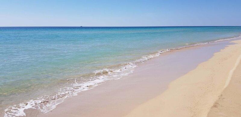 Pesculose Beach, Salento