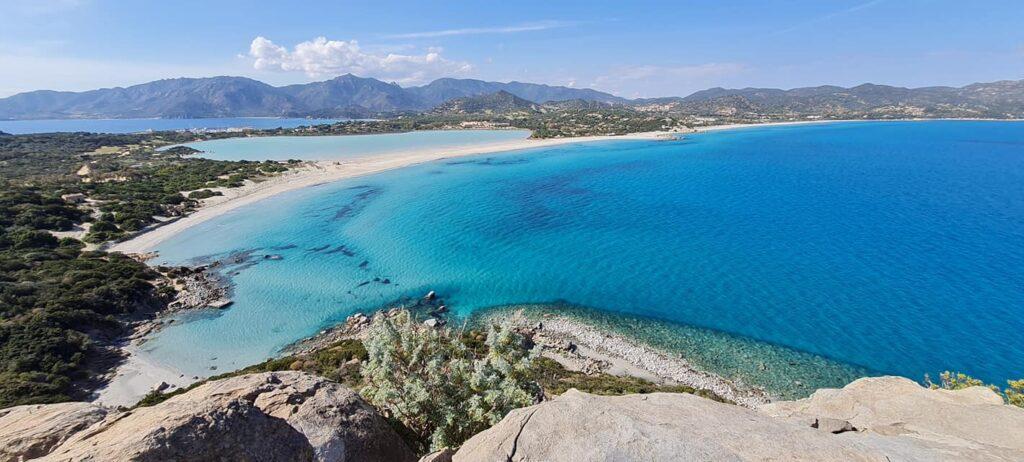 Porto Giunco, Sardinia