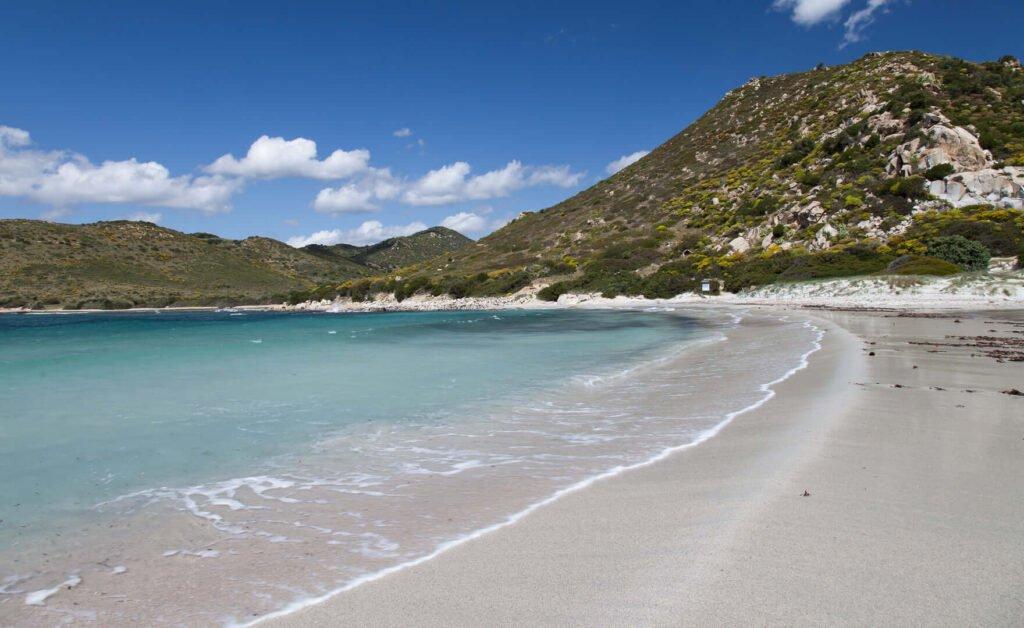 Punta Molentis, Sardinia