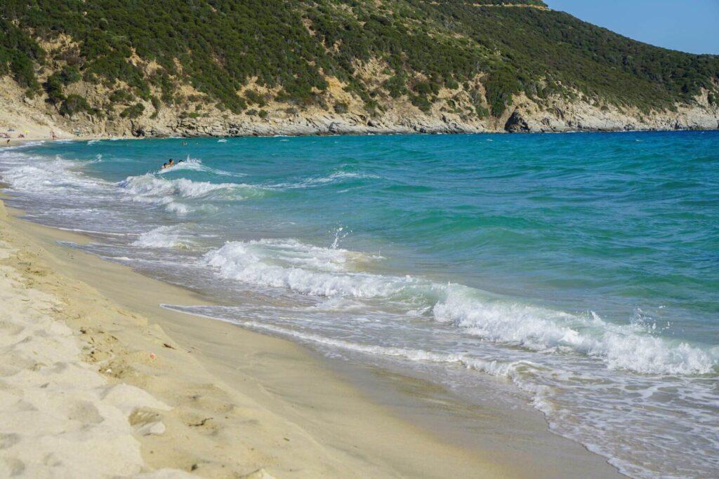Solanas, Sardinia