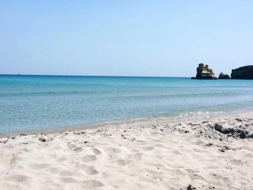 Torre dell'Orso Beach, Salento