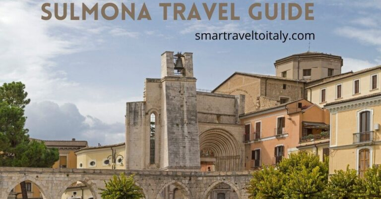 Sulmona, Italy: Places to Visit & Things to Do